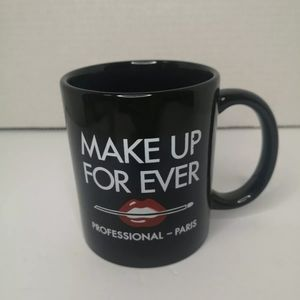 Make Up For Ever Coffee Mug black standard